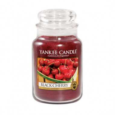 Candela Black Cherry Yankee Candle shop online